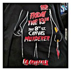 fridaythe13th tshirt thriftstorefinds