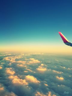 freetoedit clouds fromabove airplane myphotography